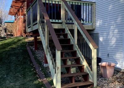 Deck Remodel III